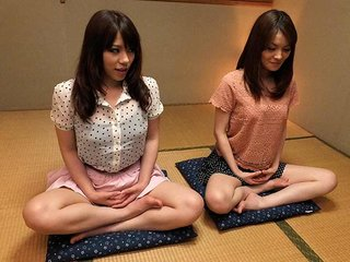 Anna Kirishima and Kana Suzuki ravaged..